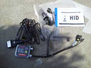 Xenon HID H4 Conversion Kit